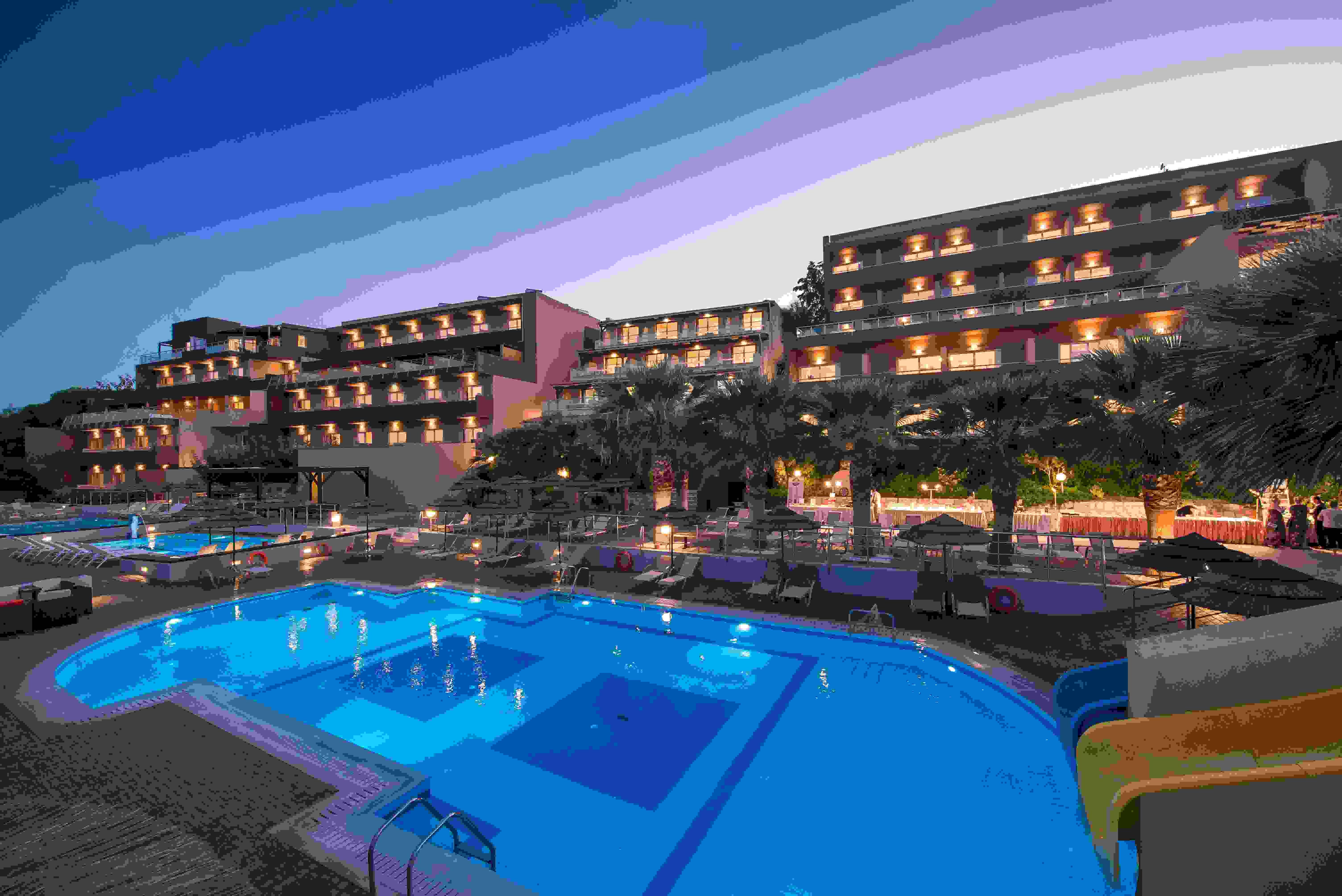 Blue Palace Hotel Crete