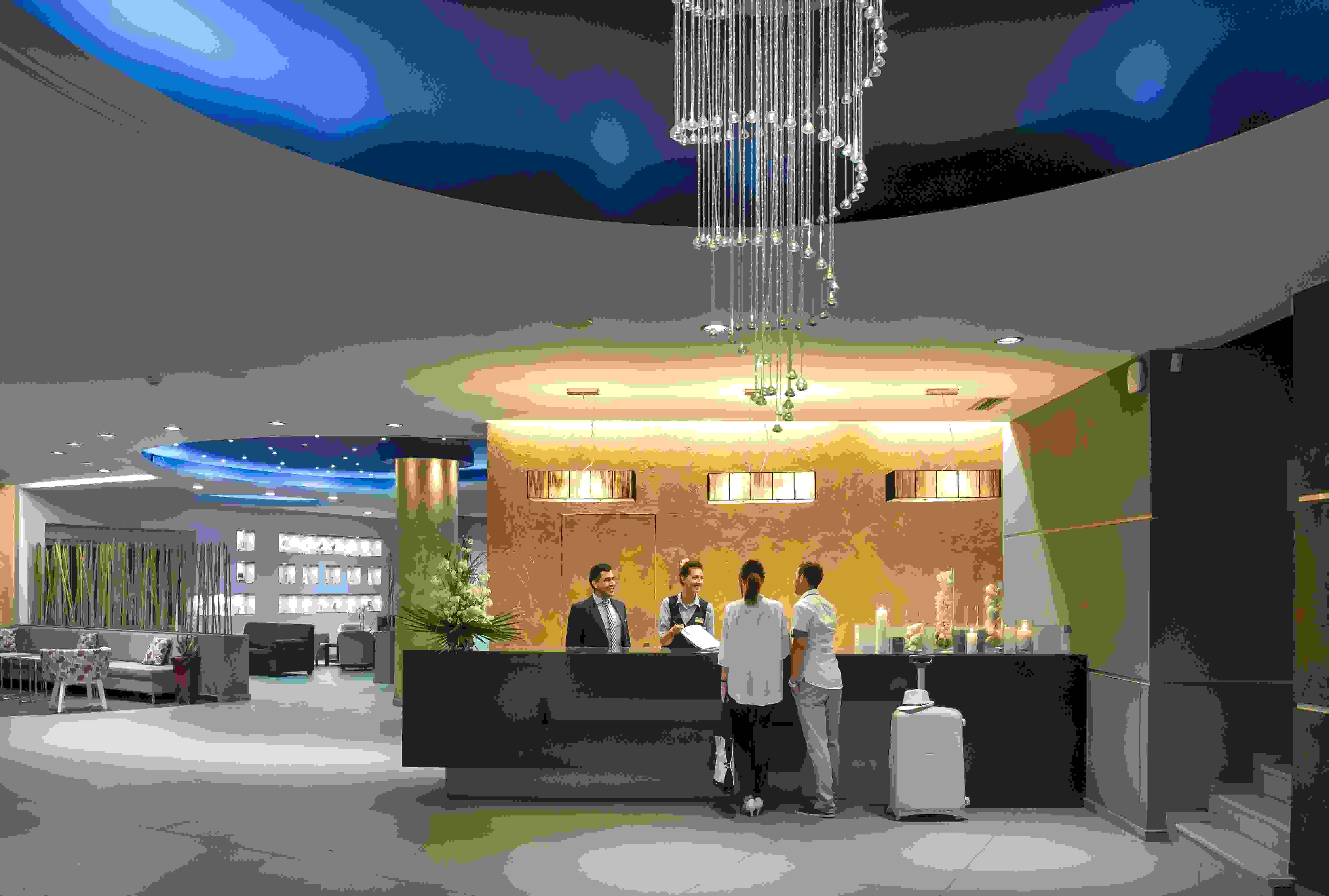 Blue Bay Resort Hotel Agia Pelagia Hotels Crete 4 Star Hotel Agia Pelagia
