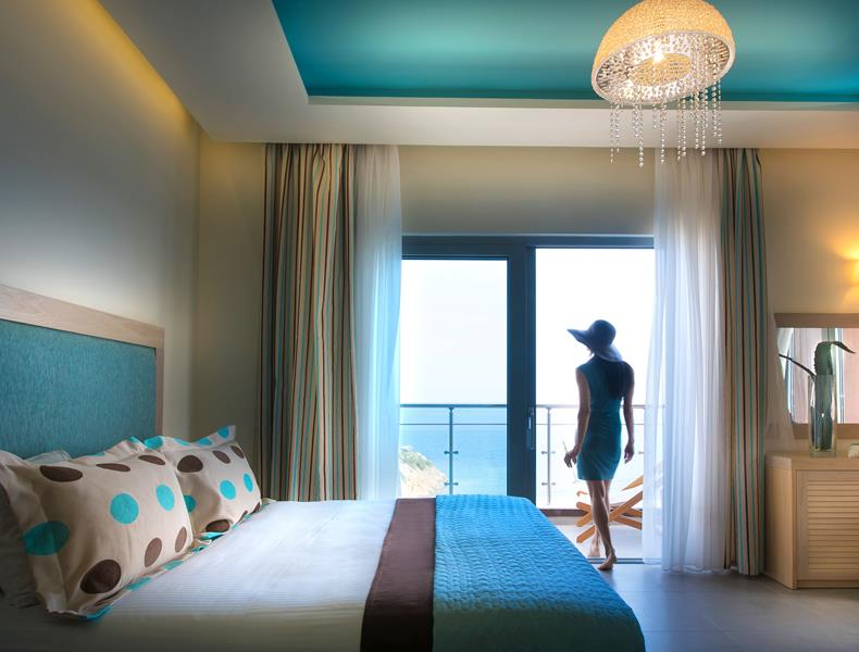 Luxury Room Sea View with Private Pool