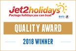 Jet2holidays - quality award